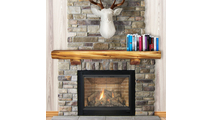 Yukon ZC Fireplace Door
