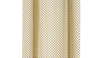 """1/4"""" Weave Solid Brass"""