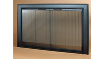 Gallery Fireplace Glass Door