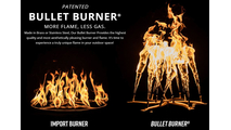 Why Choose A Bullet Burner