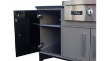TEC Grill Island With Sealed Doors And Shelves