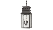 Forged Lancaster Outdoor Pendant Lamp Light