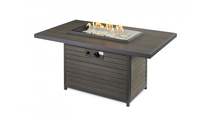 Brooks Gas Fire Pit Table
