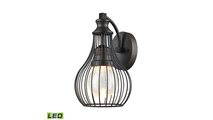 Osage Outdoor LED Wall Lamp