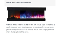 Fire & Ice Flame Presentation