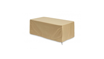 Kinney Linear Gas Fire Pit Table Protective Cover