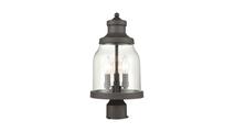 Renford Outdoor Post Mount Light