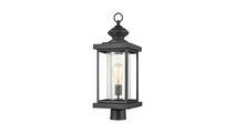 Minersville Outdoor Post Mount Light