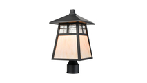 Cottage Outdoor Post Mount Light