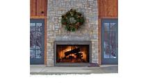 Brookfield Outdoor Fireplace Door