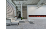 Landscape 12015 Fullview Electric Fireplace