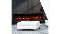"""80"""" Landscape 8015 Fullview Electric Fireplace"""