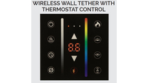 Optional Wireless Thermostat Control