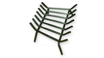 """24 Inch Stainless Steel Grate Made With 1/2 Inch Stainless Bar Stock - shown 24"""" grate"""