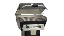 Broilmaster R3 Infrared Gas Grill With Two Infrared Burners