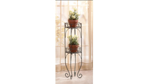 Two-Tier Plant Stand 2