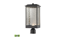 Newcastle Outdoor LED Post Mount