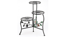 Country Apple Plant Stand 1