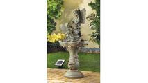 Fairy Solar Water Fountain