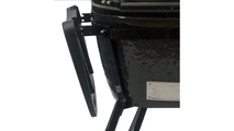 Primo All-In-One Oval XL 400 Ceramic Kamado Grill With Cradle & Side Shelves