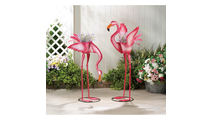 Ready To Fly Flamingo Planter 3