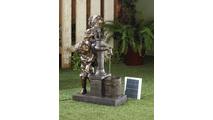Teamwork Water Pump Solar Fountain