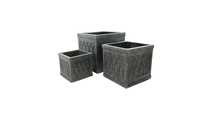 Cathedral Planters Set of 3
