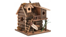 Gone Fishin' Birdhouse 1