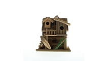 Gone Fishin' Birdhouse 2