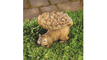 Woodland Squirrel Birdfeeder 2