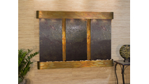 Olympus Falls - Multi-Color FeatherStone - Rustic Copper - Rounded