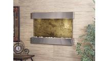 Reflection Creek - Green Slate - Stainless Steel