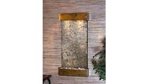 Whispering Creek - Green Slate - Rustic Copper