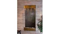 Whispering Creek - Multi-Color FeatherStone - Rustic Copper