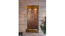 Whispering Creek - Multi-Color Slate - Rustic Copper