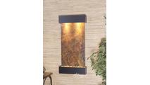 Whispering Creek - Rainforest Brown Marble - Blackened Copper