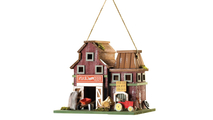 Farmstead Birdhouse 1