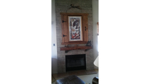 Nightwell ZC Fireplace Door installed!