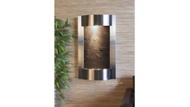 Serene Waters Multi-Color Featherstone - Stainless Steel