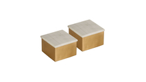Castelby Boxes Set of 2