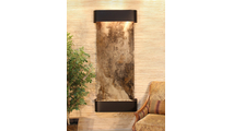 Inspiration Falls - Magnifico Travertine - Blackened Copper - Rounded