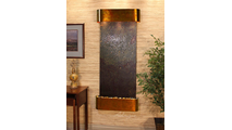 Inspiration Falls - Multi-Color FeatherStone - Rustic Copper - Rounded