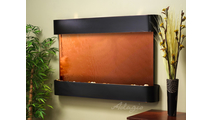 Sunrise Springs - Bronze Mirror - Blackened Copper - Rounded