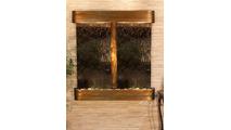 Aspen Falls - Bronze Mirror - Rustic Copper - Rounded