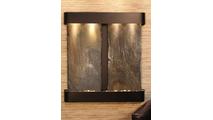 Aspen Falls - Mulit-Color Slate - Blackened Copper - Rounded