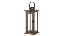 Perfect Lodge Wooden Lantern