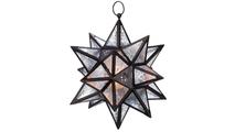 Hanging Moroccan Star Lantern 1