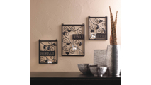 Live, Love, Laugh Wall Decor 2