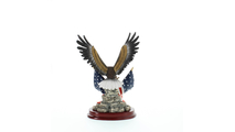 Patriotic Eagle Statue Sculpture 2