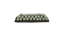 48 Inch Cape Gray Lite Stone Fire Ball Set